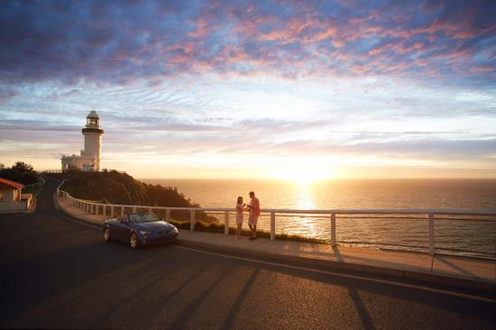 New South Wales, Australia: Cape Byron Bay Lighthouse