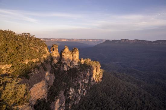 New South Wales, Australia: Three Sisters, Blue Mountains