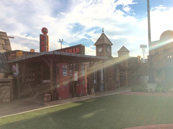 Kettleman City, Kalifornia: Outdoor Play Area