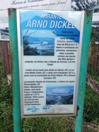 Mirante Arno Dickel