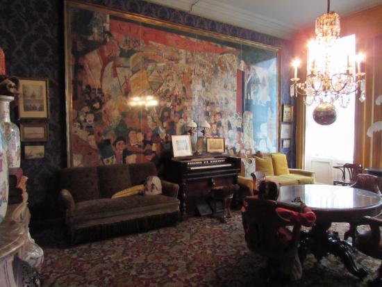 Inside 4 - Picture of James Ensor House (James Ensorhuis), Ostend ...
