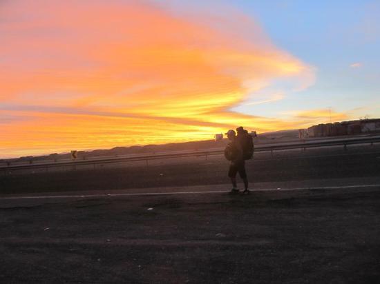 Atacama Region, Chile: Amanecer en el Desierto de Atacama