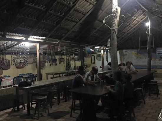Restaurante Cantos dos Lençóis: Salão
