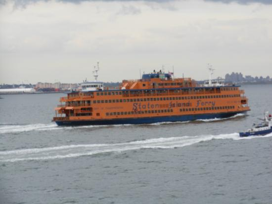 Ramada Staten Island : Staten Island Ferry