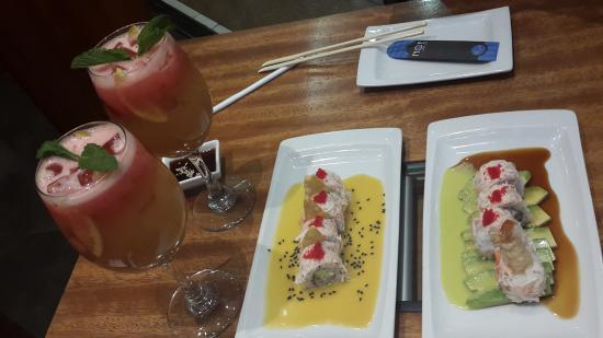 Noe Sushi Bar: Degustando