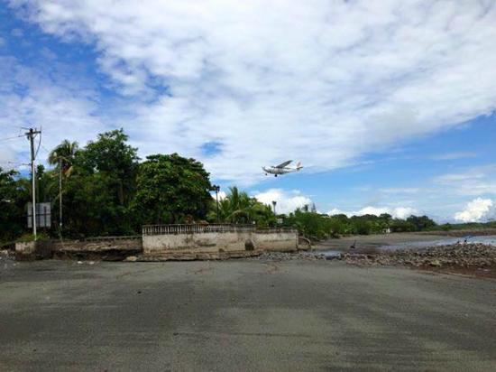 Puerto Jimenes, Costa Rica: Playa Puerto Jimenez