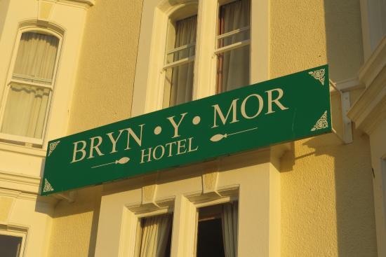 Bryn-Y-Mor Hotel: Hotel's Name