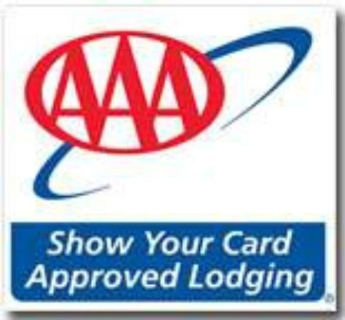 Jefferson Street Bed & Breakfast: AAA inspected.and approved