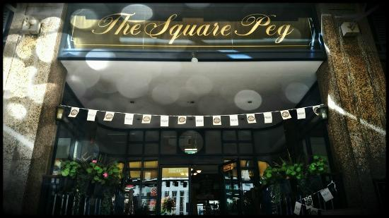 The Square Peg Birmingham