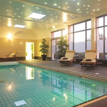 Pool Picture Of Radisson Blu Hotel Spa Limerick Limerick Tripadvisor