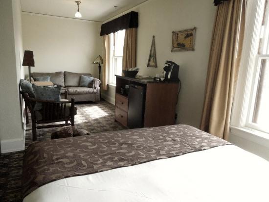 Cb Inn Room