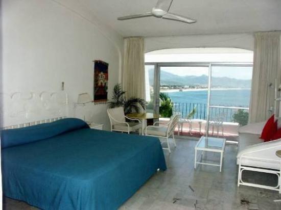 Hotel Dolphin Cove Inn: Dolphin Cove Inn King Bedroom