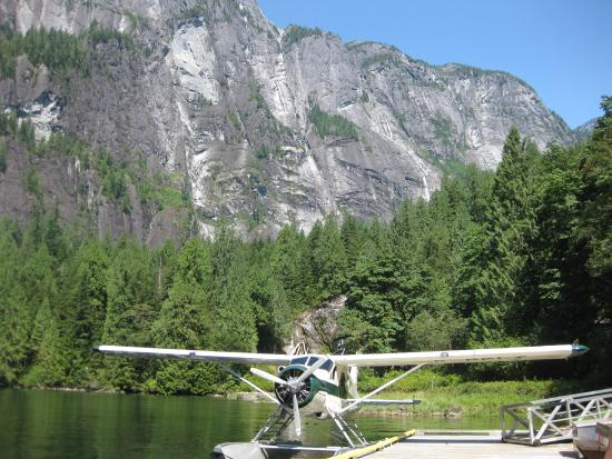 Nanaimo, Canadá: Chatterbox Falls