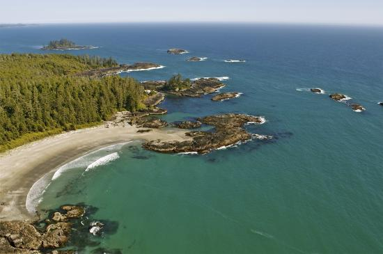 Nanaimo, Kanada: West Coast Beaches