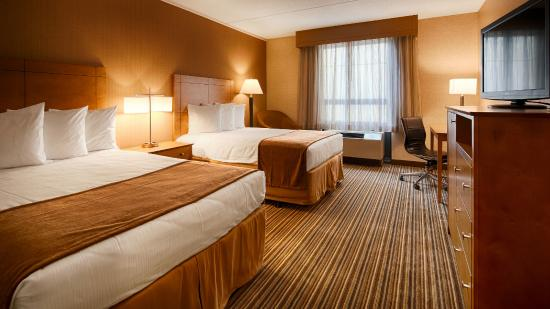 BEST WESTERN Royal Plaza Hotel & Trade Center: Deluxe Room