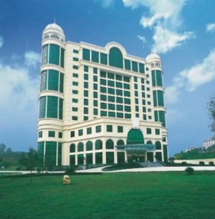 イチャン グオビン バンダオ ホテル (宜昌国宾半岛酒店)