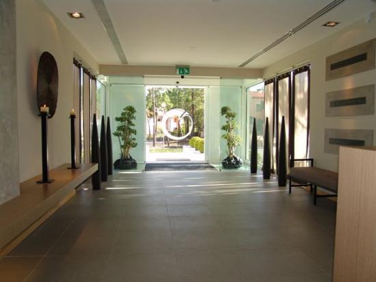 Aparthotel Mira Villas: Reception