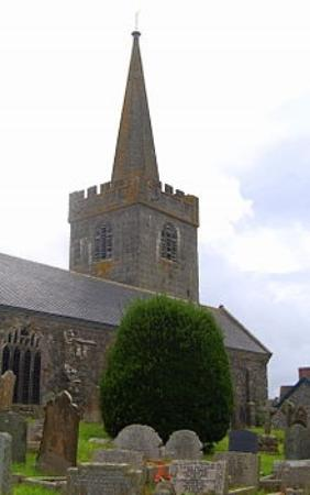 St Keverne Parish Church