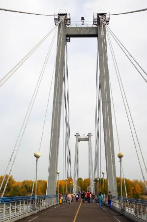 Vynogradovskiy Bridge