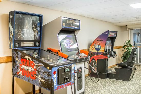 Quality Inn: Arcade