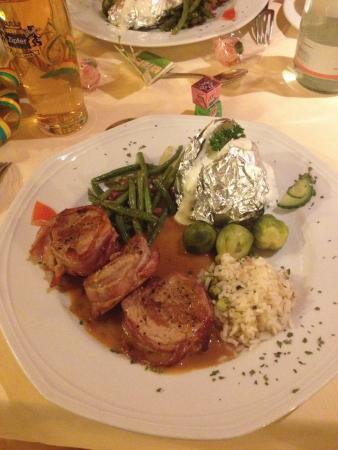 Hotel Wastlhof: Dinner
