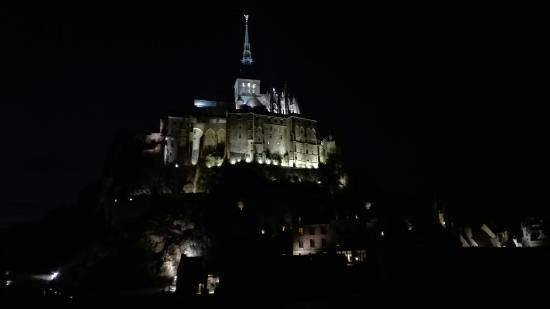 Abbaye du Mont-Saint-Michel: Monte Saint-Michel