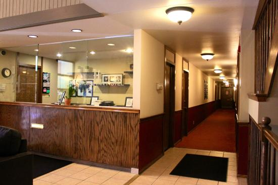 Watertown, WI: Hotel Interior