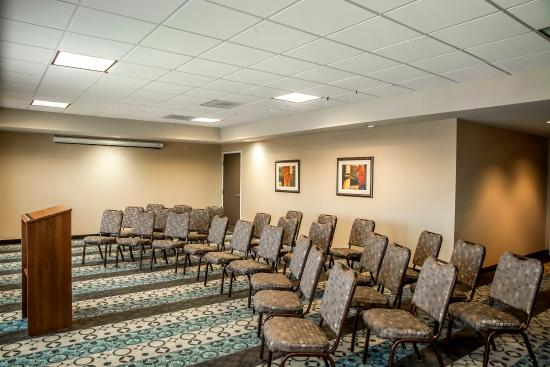 Comfort Suites Forest Park: Conference room