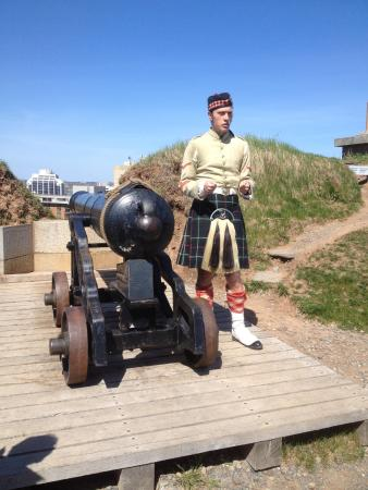 Fortress of Louisbourg National Historic Site: Tour Guide