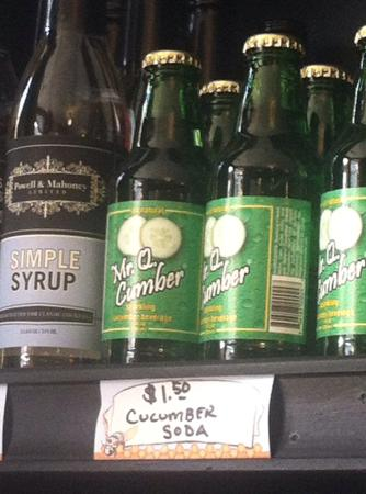 Center Ossipee, NH: What is in the no name drink