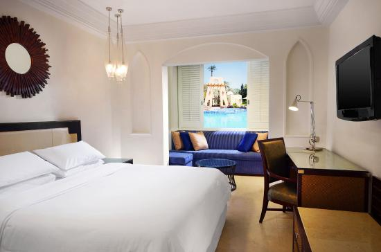 فندق شيراتون الاقصر