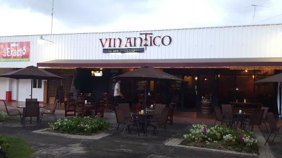 Vin Antico Wine Bar & Restaurant