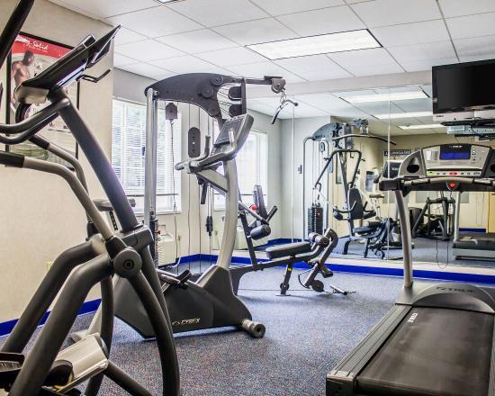 Dayville, CT: Fitness Center