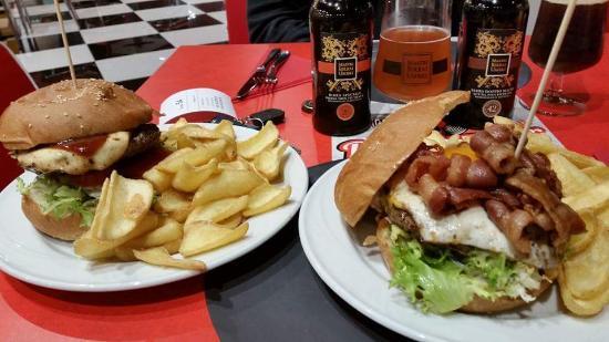 50's Ristoburger