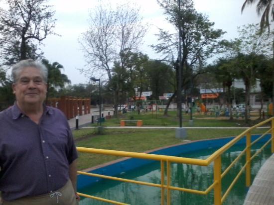 Plaza San Martín, Clorinda