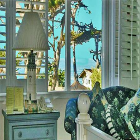 The Colonial Terrace: Ocean View Room