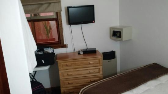 Parina Atacama Apart Hotel: Confortável, tranqüilo.