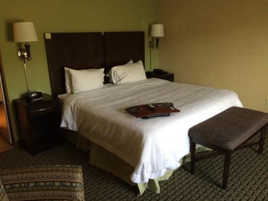 Hampton Inn Dandridge: room 100