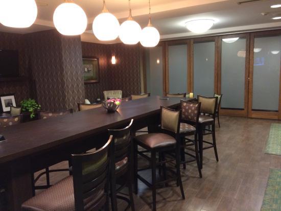 Hampton Inn Dandridge: dining area