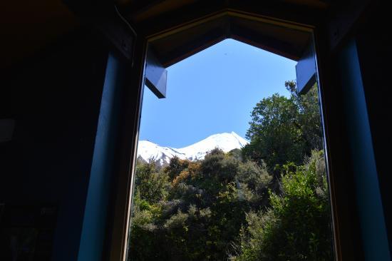 New Plymouth, Nuova Zelanda: From the doc hut