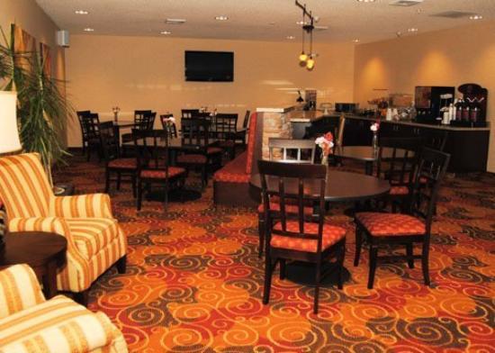 Comfort Suites Altoona: Restaurant