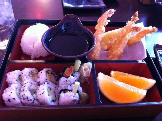 Geisha: Lunch Bento Box