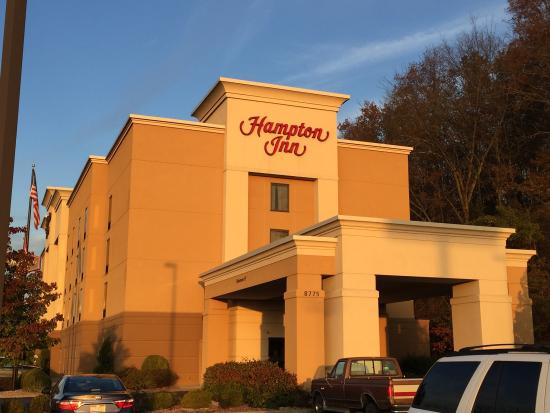 Hampton Inn Cambridge: Hampton Inn