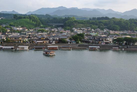 Hitanoyado Yoroduya : 部屋からは三隈川の流れ