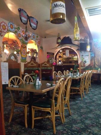 El Sombrero Mexican Restaurant: Great place