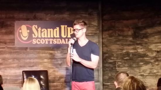 Stand-Up, Scottsdale! Comedy Club