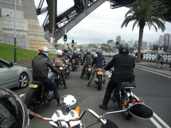 Easy Rider Motorbike Tours: Joined in on Gentalmen Riders Day out