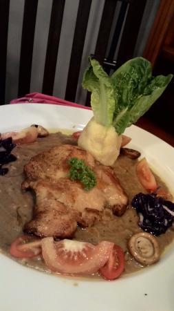 L'Atelier French Restaurant: Love the mash potato