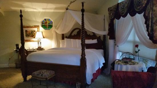 Grandview, Ουάσιγκτον: The bed
