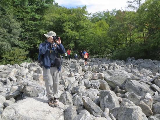 River of Rocks - hike with us free: powermastery com